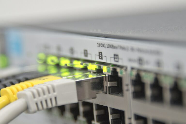 ethernet, switch, network